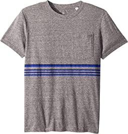 Declan Striped Pocket Tee (Big Kids)