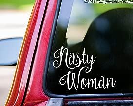 Minglewood Trading Nasty Woman vinyl decal sticker 6
