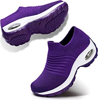 Best light purple wedges Reviews