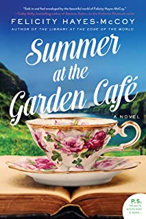 Summer at the Garden Cafe: A Novel (Finfarran Peninsula Book 2)