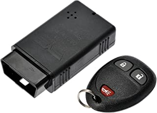 Dorman 13737 Keyless Entry Transmitter for Select Models, Black (OE FIX)