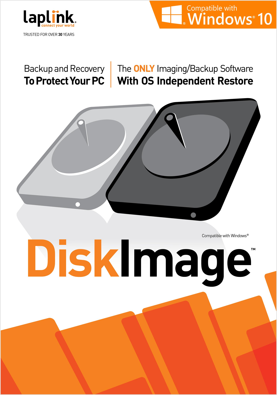 Laplink DiskImage 10 - 32 bit [Download]