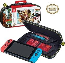 "Bigben Interactive Custodia Ufficiale Switch ""Donkey Kong Country"" - Classics - Nintendo Switch [Importación italiana]"