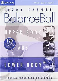 Body Target: Balance Ball Media Set
