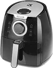 Kalorik Smart Air Fryer, FT 42139 BK, Healthy Cooking Dual Layer Rack, Black