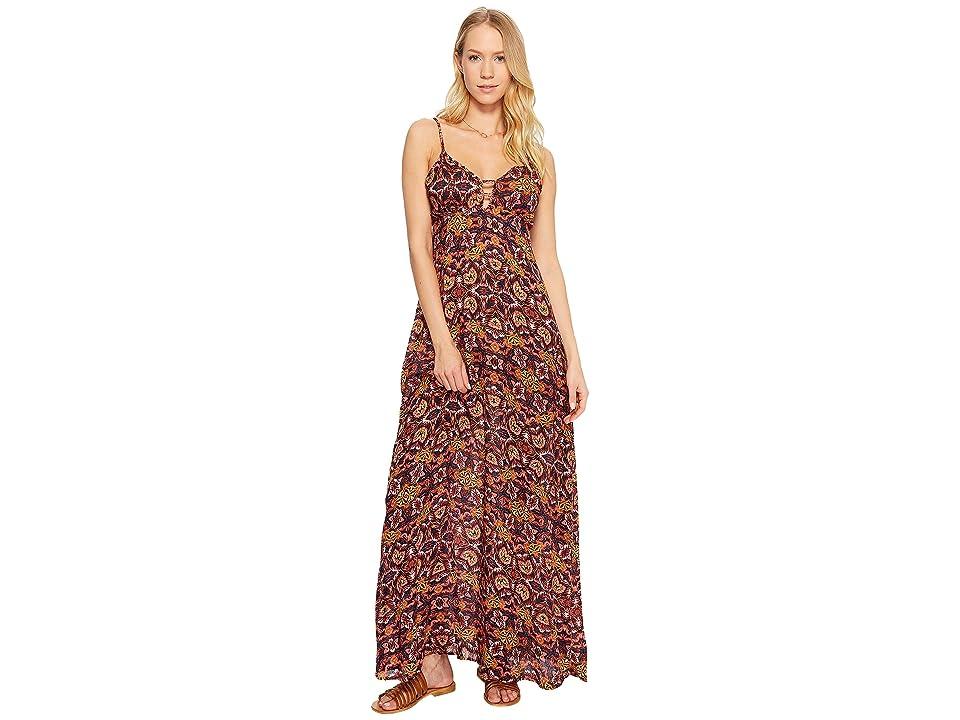 Billabong Sky On Fire Dress (Multi) Women