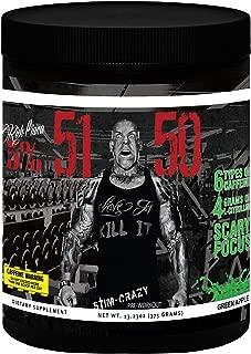 Rich Piana 5% Nutrition 5150 Pre-Workout (International Version) (Green Apple)