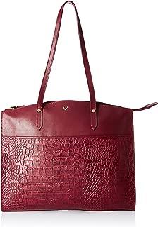 Hidesign Women's Handbag (Red Marsala)