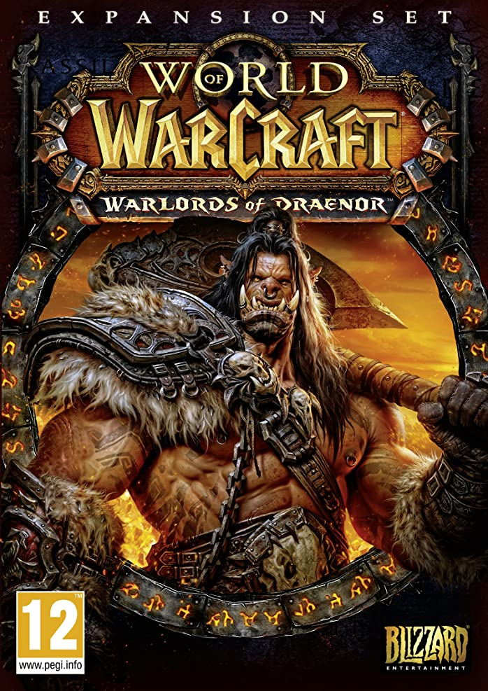 平衡ぬるいアルプスWorld of Warcraftの:Draenor(PC/ Mac)を(EU版)の武将  World of Warcraft: Warlords of Draenor (PC/Mac) (EU version)