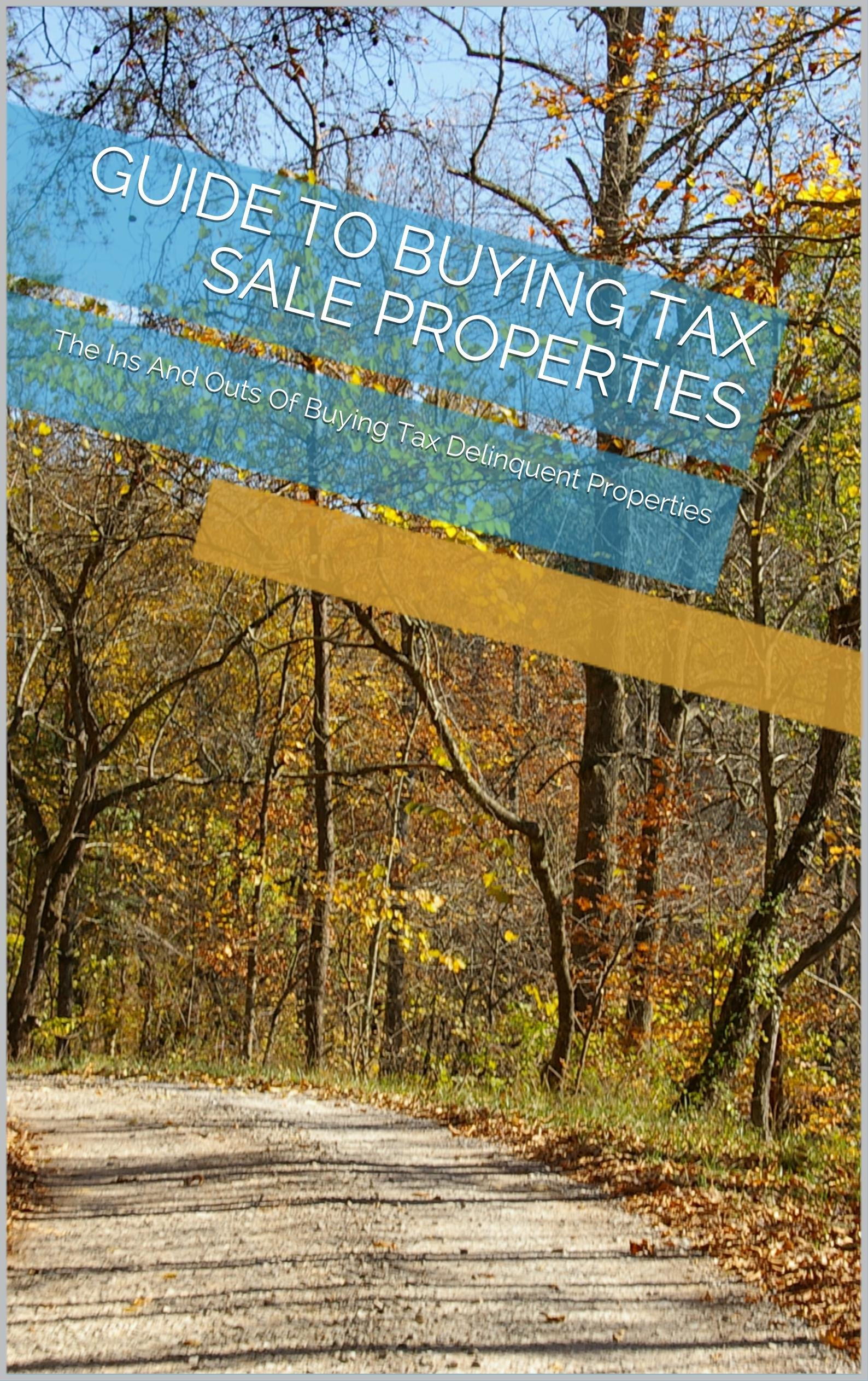 Guide To Buying Tax Sale Properties: The Ins And Outs Of Buying Tax Delinquent Properties