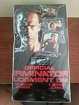 Best terminator 2 movie cards Reviews