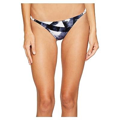 Dolce Vita In The Shade Side Strap Bottoms (Black Multi) Women