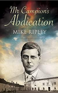 Mr Campion's Abdication