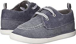 Canvas Deck Shoe (Infant/Toddler)