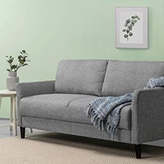 Zinus Jackie, Sofa, Soft Grey