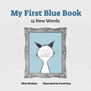 My First Blue Book: 15 New Words