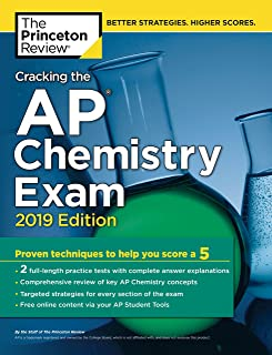 Cracking the AP Chemistry Exam (2019 Edition)