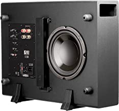 """OSD Audio 200W Home Theater Powered Subwoofer – 8"""" Woofer, Low Profile - SS-8"""