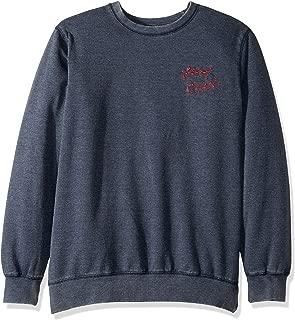 Lucky Brand Boys' Long Sleeve Crewneck Sweatshirt