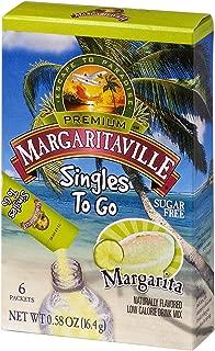 crystal light margarita drink mix