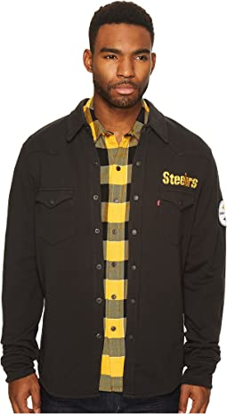 Levi's® Mens - Steelers NFL Western Sweatshirt
