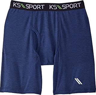 Kingsize Sport Collection Men's Big & Tall Performance Cycle Brief