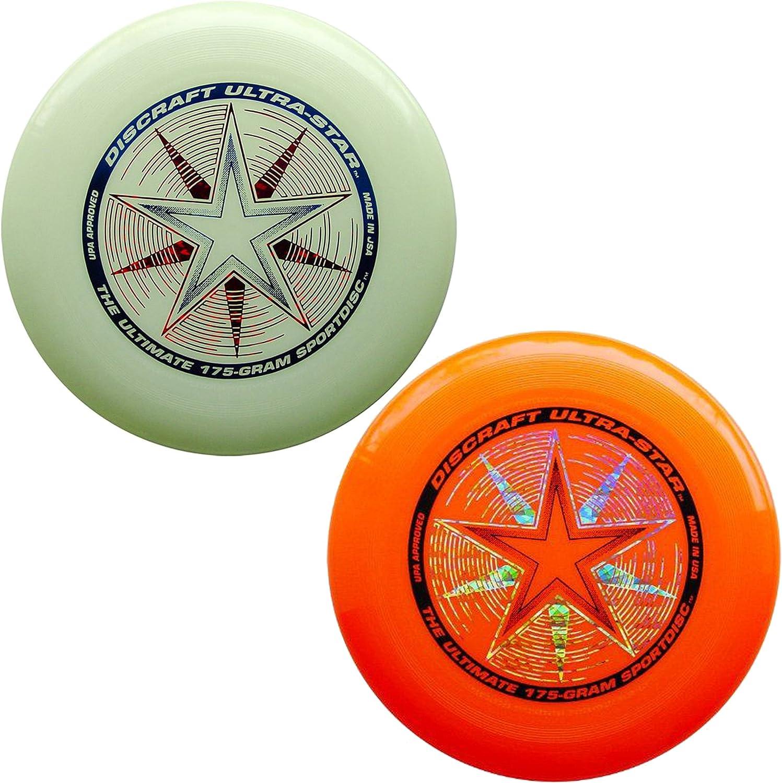 Discraft 175 Gram Ultra Star Pack Disc Sport Save money - 2 5 ☆ very popular