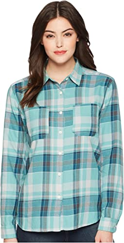 Bristol Blue Sierra Plaid