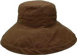 SCALA - Big Brim Cotton Sun Hat