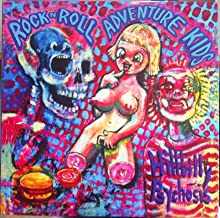 Rock N Roll Adventure Kids Hillbilly Psychosis vinyl record