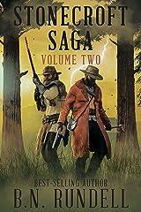 Stonecroft Saga Volume Two: A Historical Christian Western Series Kindle Edition