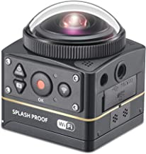 Noir ACC-Remote Control-BK-US Kodak SP360/4K t/él/écommande cam/éscope