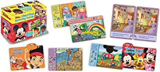 Disney Junior - Look and Find Activity Cards - Mickey Mouse - PI Kids