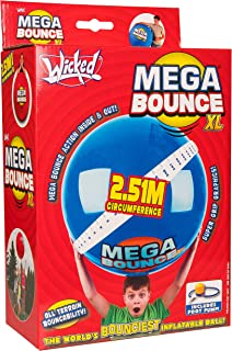 Wicked Mega Bounce XL - Giant Inflatable Ball