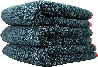 "Chemical Guys MIC_508_03 Microfiber Towel (Red-Line 16"" x 16"")"