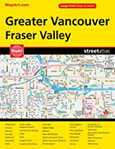 Greater Vancouver and Fraser Valley, Street Atlas