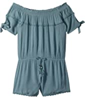 O'Neill Kids - Sayulita Woven Short Romper (Big Kids)