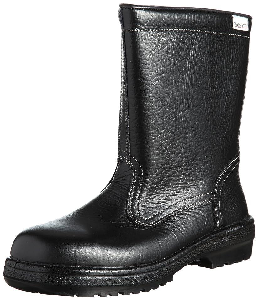 [ミドリ安全] 静電安全靴 JIS規格 ブーツタイプ 半長靴 ラバーテック RT940 静電 メンズ