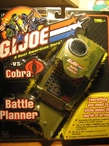 gi joe battle planner