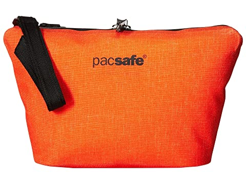 antirrobo de seguridad prueba Pacsafe naranja Bolso de a seco salpicaduras T7IwaHYq