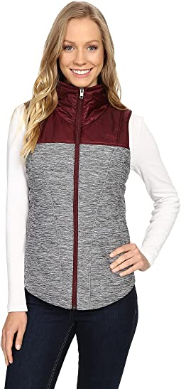 TNF Medium Grey Heather/Deep Garnet Red (Prior Season)