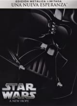 Star Wars Iv: Una Nueva Esperanza Blu-Ray Edición Metálica [Blu-ray] peliculas que hay que ver en la vida