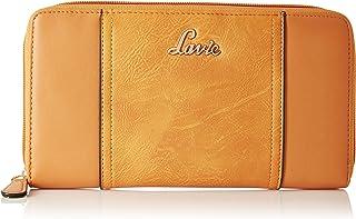 Lavie Andre Passport Holder Zip Around 2 Women's Wallet(Ochre)