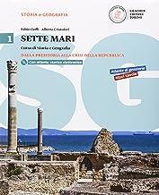 Scaricare Libri Sette mari. Corso di storia e geografia. Per le Scuole superiori. Con e-book. Con espansione online: 1 PDF