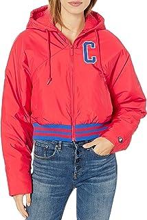 Champion LIFE Women's Fashion Jacket with Back Block Text