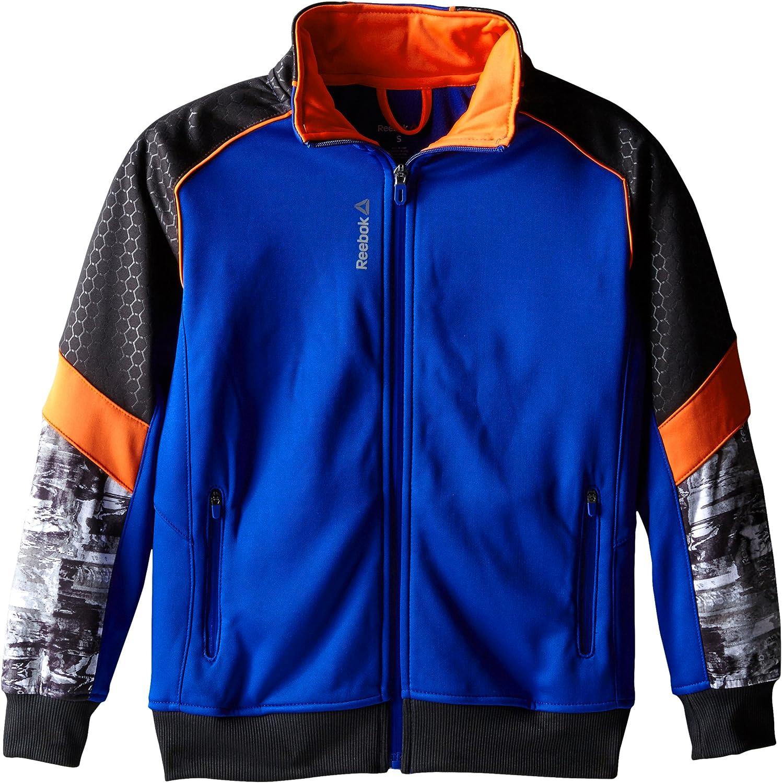 Reebok Boys' Delta Pieced Jacket