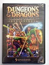 Dungeons & Dragons The Animated Series Beginnings