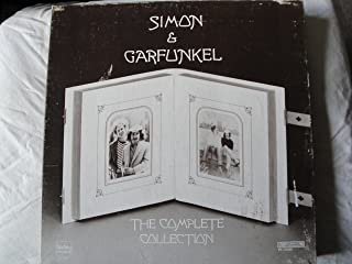 Simon & Garfunkel The Complete Collection 5 Vinyl Lp Box Set 1980 Columbia Special Products P5-15333, Stereo, Very Rare Collection