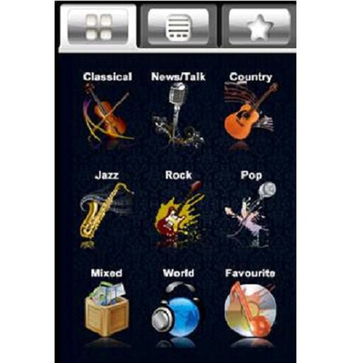 e-Mobile Radio for Kindle