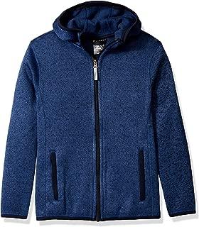 ZeroXposur Boys' Big Explorer Sweater Fleece Jacket